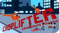 Игра Вертолётное Спасение Крах Корпорации / Choplifter Corporate Collapse