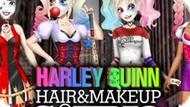 Игра Харли Квинн: Волосы И Студия Косметики / Harley Quinn Hair And Makeup Studio