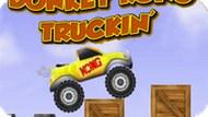 Игра Донки Конг: Гонки За Бананами / Donkey Kong Truckin'