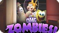 Игра Никелодеон: О, Мой Бог Зомби! / Nckelodeon Omg Zombies!