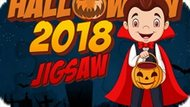 Игра Мозаика Хэллоуина 2018 Года / Halloween 2018 Jigsaw