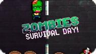 Игра День Выживания Зомби / Zombies Survival Day