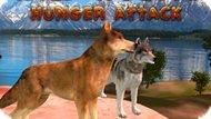 Игра Дикий Волк: Голодная Атака / Wild Wolfes Hunger Attack