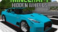 Игра Майнкрафт: Скрытые Колеса / Minecraft Hidden Wheels