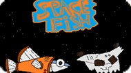 Игра Космическая Рыба / Space Fish