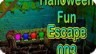 Игра Хэллоуин: Побег 003 / Halloween Fun Escape 003