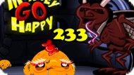 Игра Счастливая Обезьянка: Уровень 233 / Monkey Go Happy Stage 233