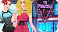 Игра В Центре Внимания Принцессы: Тенденции Моды Для Подростков / Spotlight On Princess Teen Fashion Trends