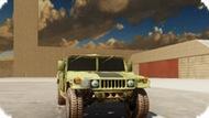 Игра Вождение Военных Транспортных Средств / Military Vehicles Driving