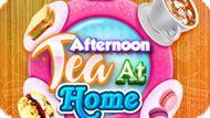 Игра Послеобеденный Чай Дома / Afternoon Tea At Home