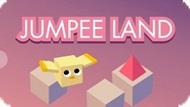 Игра Прыгающая Земля / Jumpee Land