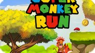 Игра Супер Пробег Обезьяны / Super Monkey Run