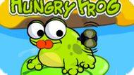 Игра Голодная Лягушка / Hungry Frog