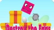Игра Уничтожить Яйца / Destroy The Eggs