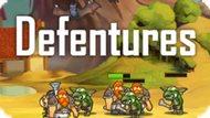 Игра Оборона / Defentures