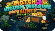 Игра Матч 3: Cкрытый Поиск Сокровищ / Match 3: Hidden Treasure Hunt