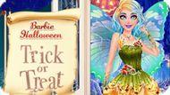 Игра Барби: Угощение Или Шутка На Хэллоуин / Barbie Halloween Trick Or Treat