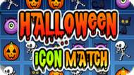Игра Хэллоуин Матч Иконок / Halloween Icon Match