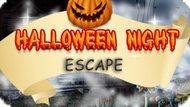 Игра Хэллоуин Ночной Побег / Halloween Night Escape