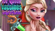 Игра Инъекция Вакцины Для Ледяной Короны / Ice Queen Vaccines Injection