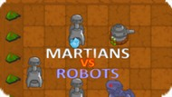 Игра Марсиане Против Роботов / Martians Vs Robots
