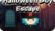Игра Хэллоуин: Побег Мальчика / Halloween Boy Escape