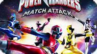 Игра Могучие Рейнджеры: Матч Атака / Power Rangers Match Attack