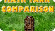 Игра Математический Танк: Сравнение / Math Tank Comparison