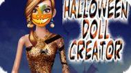 Игра Хэллоуин: Создание Куклы / Halloween Doll Creator