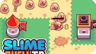 Игра Прорыв Слизи: Стратегия Защиты / Slime Rush Td