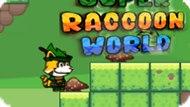 Игра Мир Супер Енота / Super Raccoon World