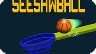 Игра Забрось Мяч / Seesawball