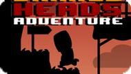 Игра Боевые Головы Приключения / Barrel Heads Adventure