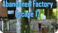 Игра Побег Из Заброшенной Фабрики 17 / Abandoned Factory Escape 17