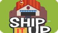Игра Корабль Вверх / Ship It Up