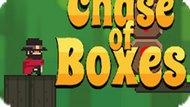 Игра Погоня За Коробками / Chase Of Boxes
