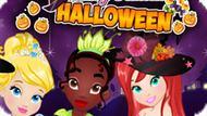 Игра Малышки Принцессы Хэллоуин / Baby Princess Halloween