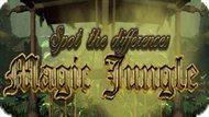 Игра Найдите Отличия В Волшебных Джунглях / Spot The Differences Magic Jungle