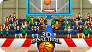 273d81ed Игра 3D Баскетбол / 3D Basketball - играть онлайн бесплатно
