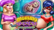 Игра Лучшие Подруги Мамы: Проверка Беременных / Mommy Bffs Pregnant Check Up