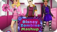 Игра Дисней: Зомби В Школе / Disney Zombie Mashup