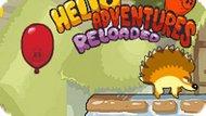 Игра Приключения Гелиевого Шара Перезагрузка / Helio Adventures Reloaded