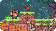 Игра Земля Лисы / Foxyland