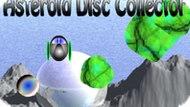 Игра Астероидный Диск Коллектор / Asteroid Disc Collector