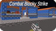 Игра Блочное Сражение / Combat Blocky Strike