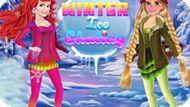 Игра Зимнее Катание На Коньках / Winter Ice Skating