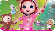 Игра Радужная Руби: Пазл / Rainbow Ruby Puzzle
