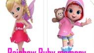 Игра Радужная Руби: Память / Rainbow Ruby Memory