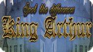 Игра Определите Отличия: Король Артур / Spot The Differences King Arthur