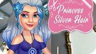 Игра Принцессы С Серебряными Волосами / Princess Silver Hair
